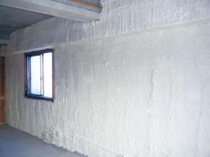 マンションの壁断熱