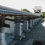 熊本城 戌亥櫓及び西出丸堀復元工事
