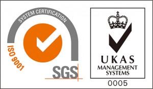 ISO_9001_ロゴマーク